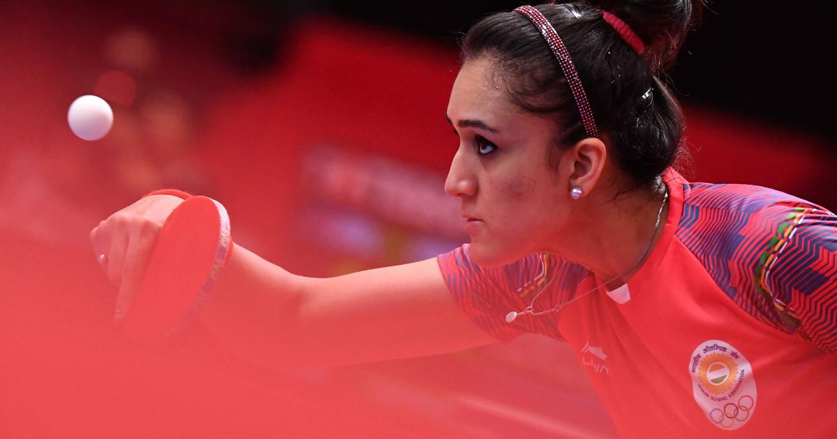 I am aiming for a singles medal at 2024 Olympic Games, says table tennis star Manika Batra