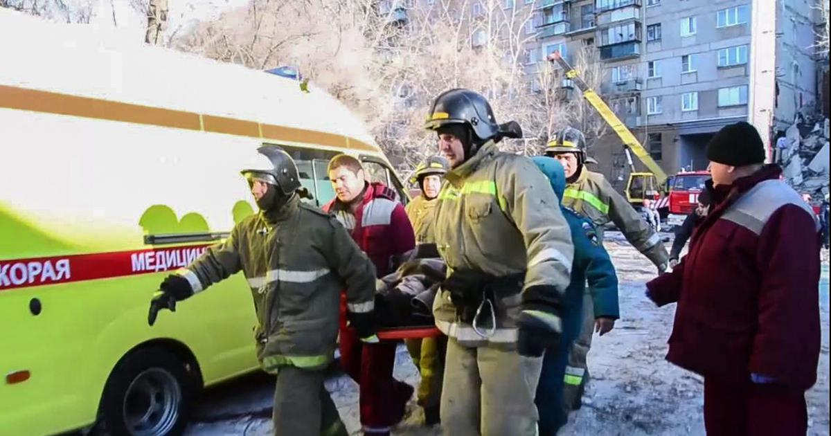 Death Toll Rises to 21 in Russian Apartment Block Collapse