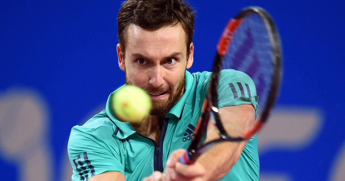 Maharashtra Open tennis: Ernests Gulbis knocks out struggling Hyeon Chung in second round