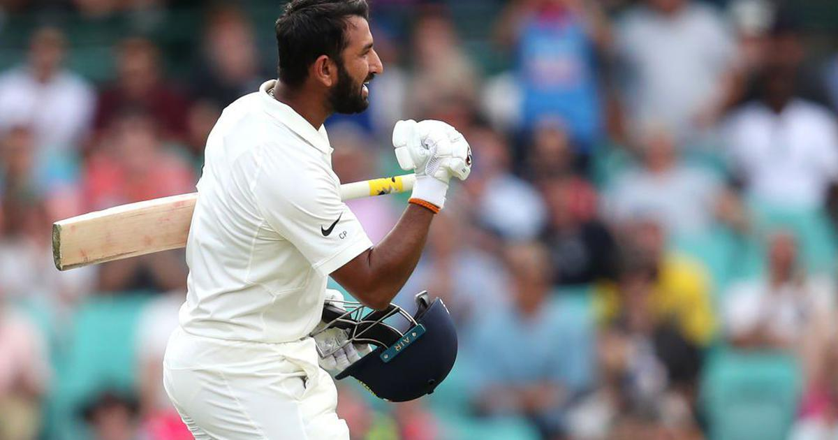 'Difference between the two sides': Tributes pour in for Pujara on Twitter after another ton