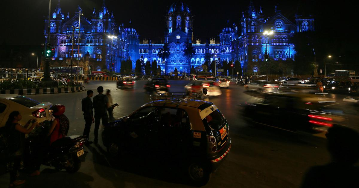 More than 2,000 people were booked for drunk driving in India's big cities on New Year's eve