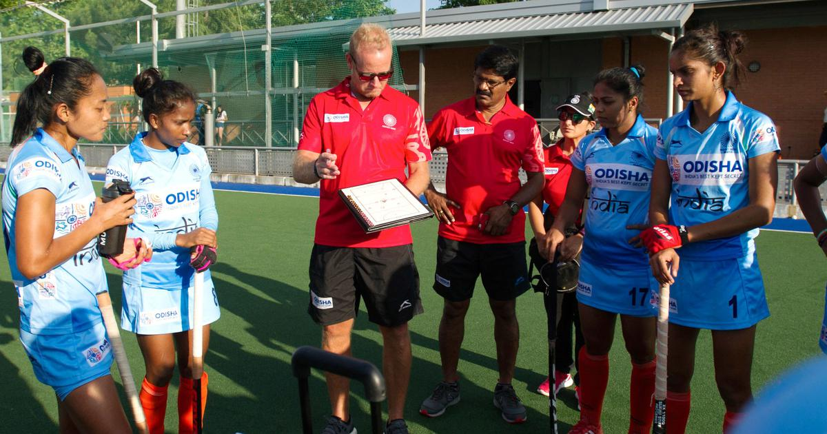 Hockey: My goals are always bigger, says women's coach Marijne as team targets Olympic qualification
