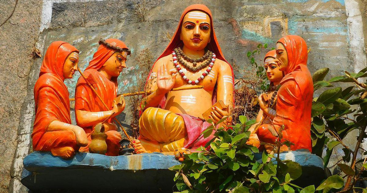 How modern AI and virtual reality reflect principles of India's ancient Vedanta philopsophy