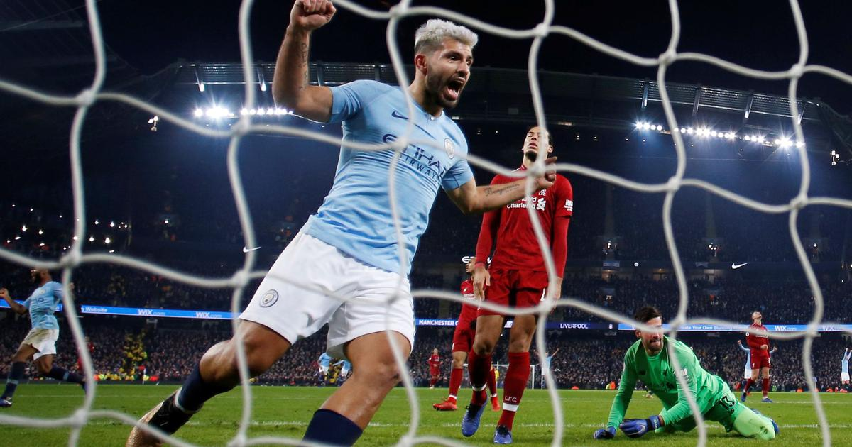 Man City and Liverpool have set new standards in Premier League with points tally, says Guardiola