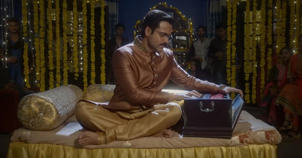 Watch: A wistful Emraan Hashmi and a harmonium in 'Phir Mulaaqat' from 'Cheat India'