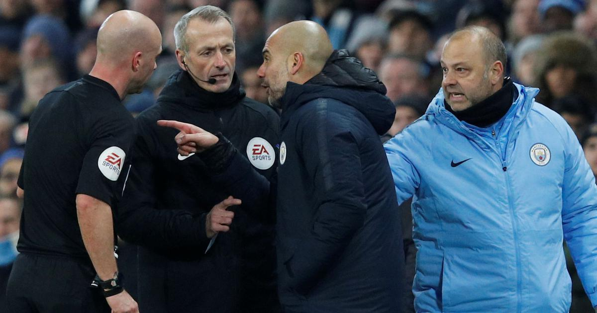 Champions League: Man City's Pep Guardiola calls for quicker VAR decisions after mauling Schalke