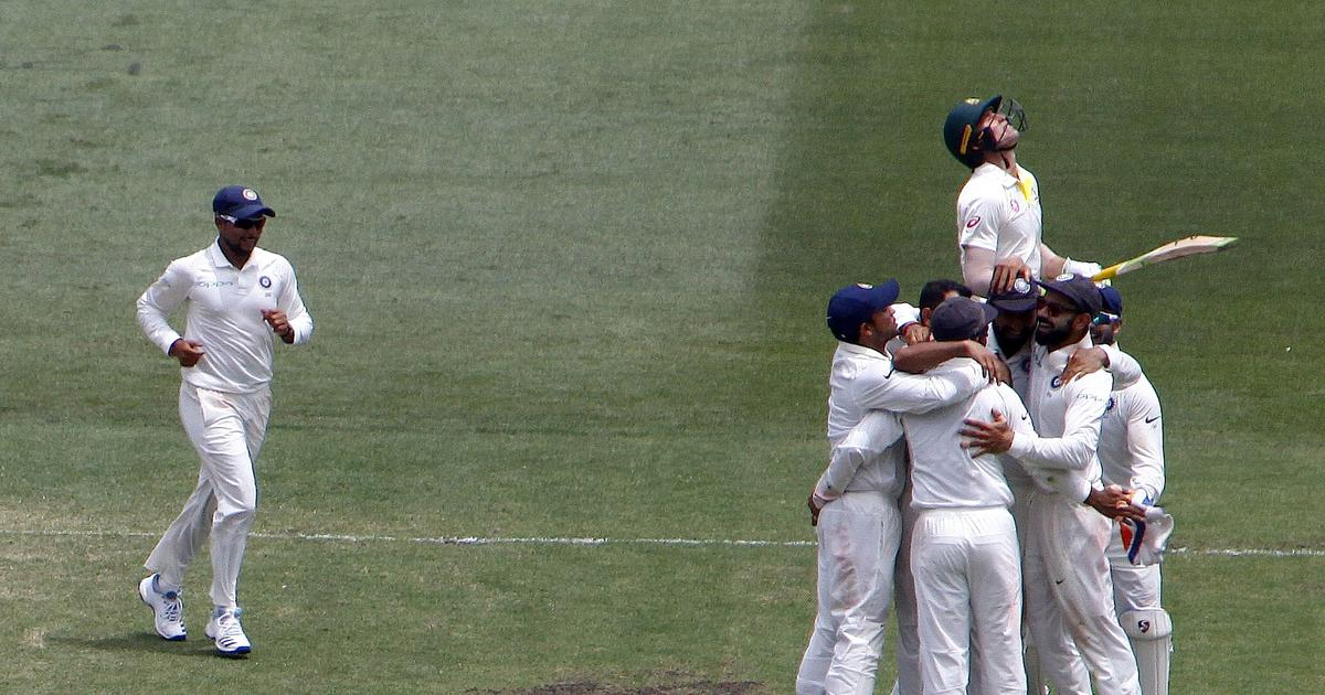 India force rare Australia follow-on in Sydney Test