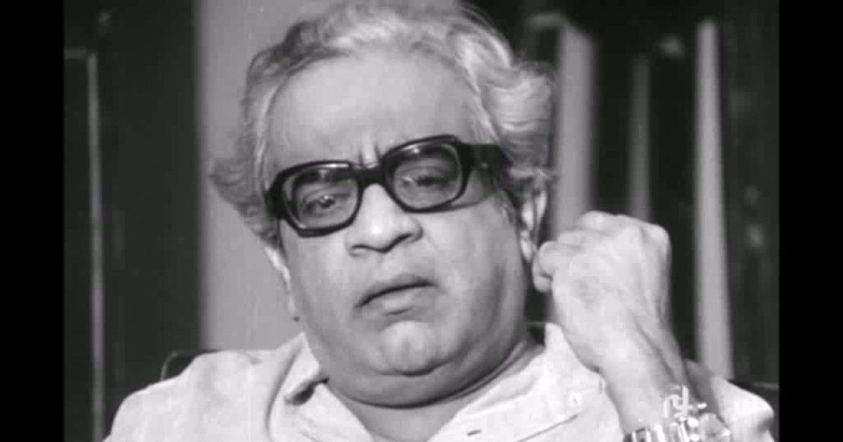 PL Deshpande, the celebrated writer and subject of a biopic, was 'loved because he loved'