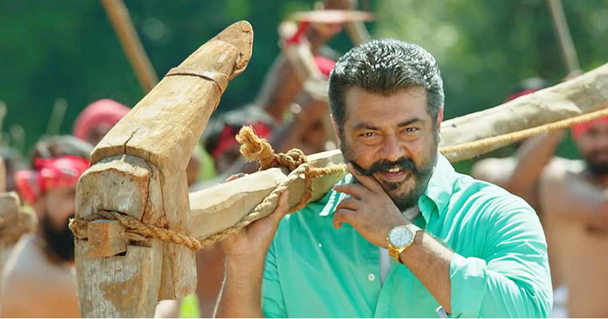 'Viswasam' movie review: Ajith saves the day – but not this meandering family drama