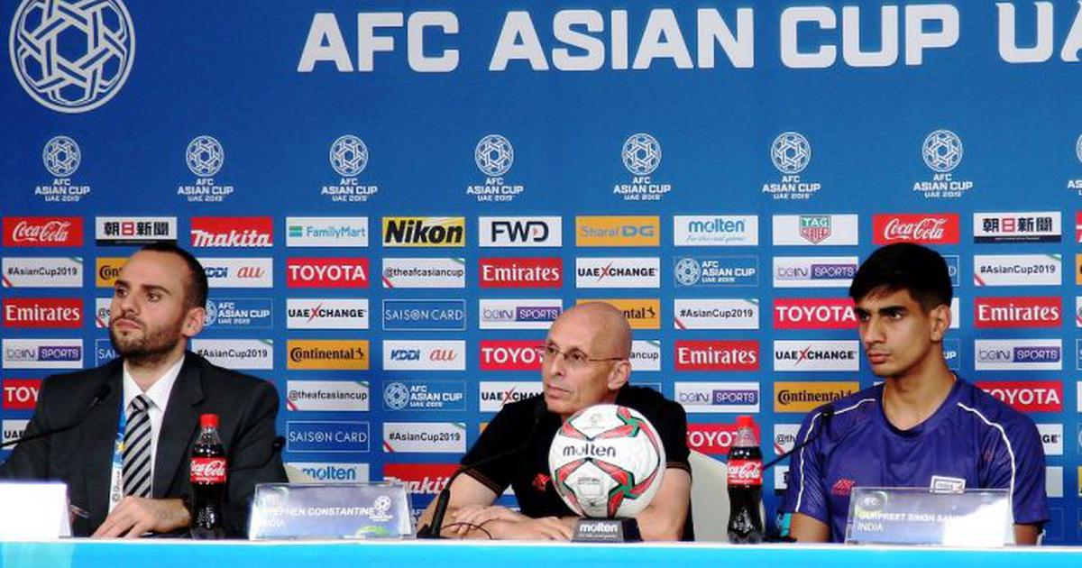 AFC Asian Cup 2019: India's approach against Thailand could make or break progression hopes