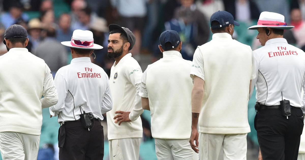 Sydney Test: Experts slam bad light farce on Day 4 as debate about future of the game is reignited