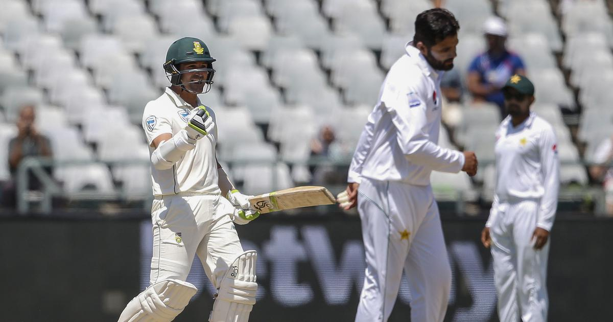 Newlands Test: South Africa beat Pakistan to win seventh consecutive series at home