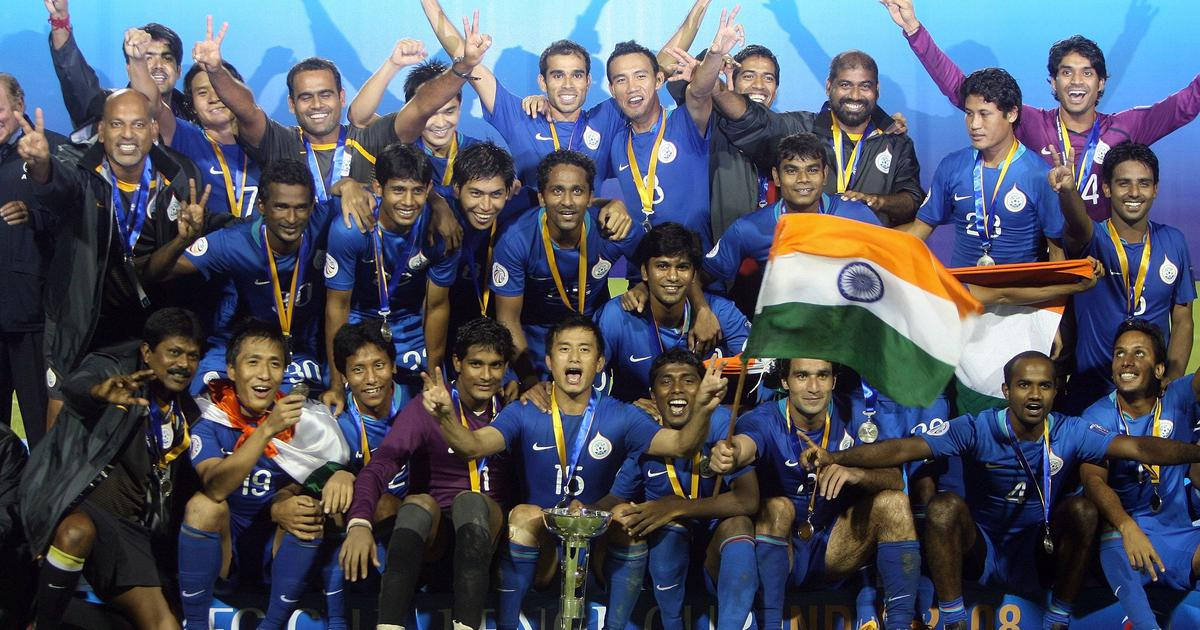 AFC Asian Cup: A brief history of Indian football team's