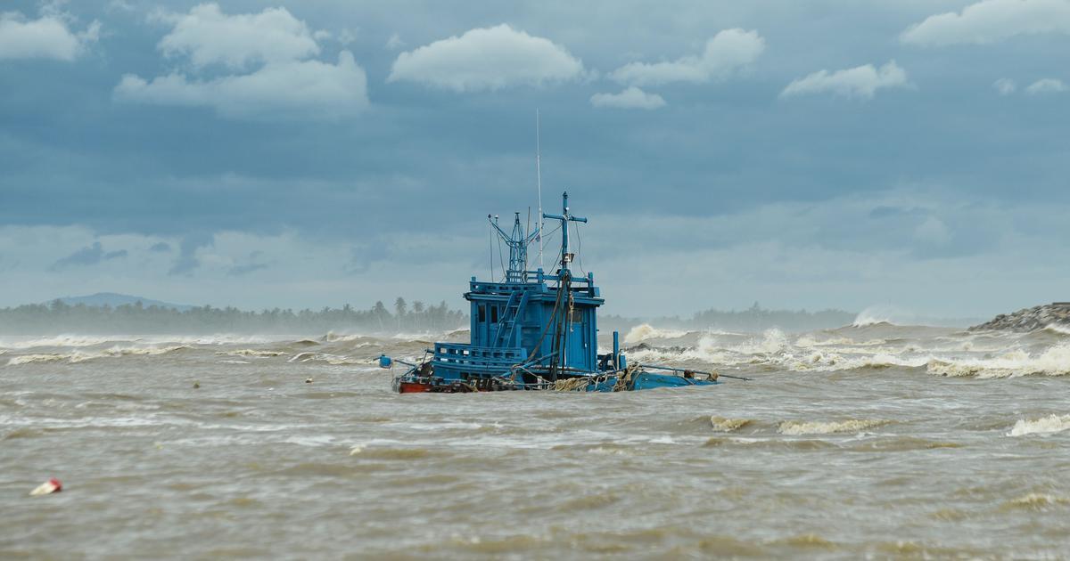 Heavy rainfall forecast as cyclone Pabuk set to cross Andaman and Nicobar Islands by Sunday night