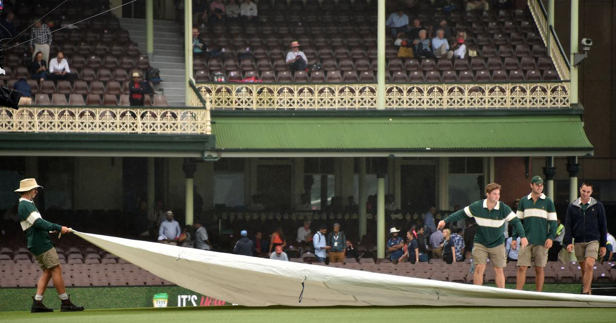 Sydney Test, day five: Weather continues to play spoilsport, India's series win a mere formality