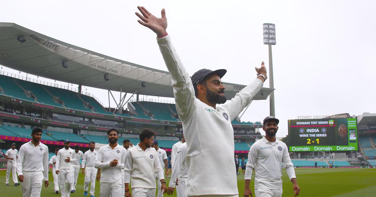 Triumph in Australia a stepping stone to inspire the next generation of Test cricketers: Virat Kohli