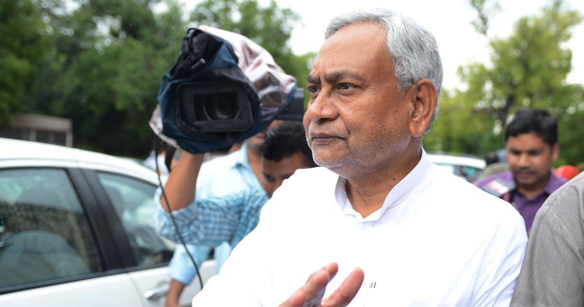 Triple talaq bill: Bihar CM Nitish Kumar says dialogue, not interference, is the way forward