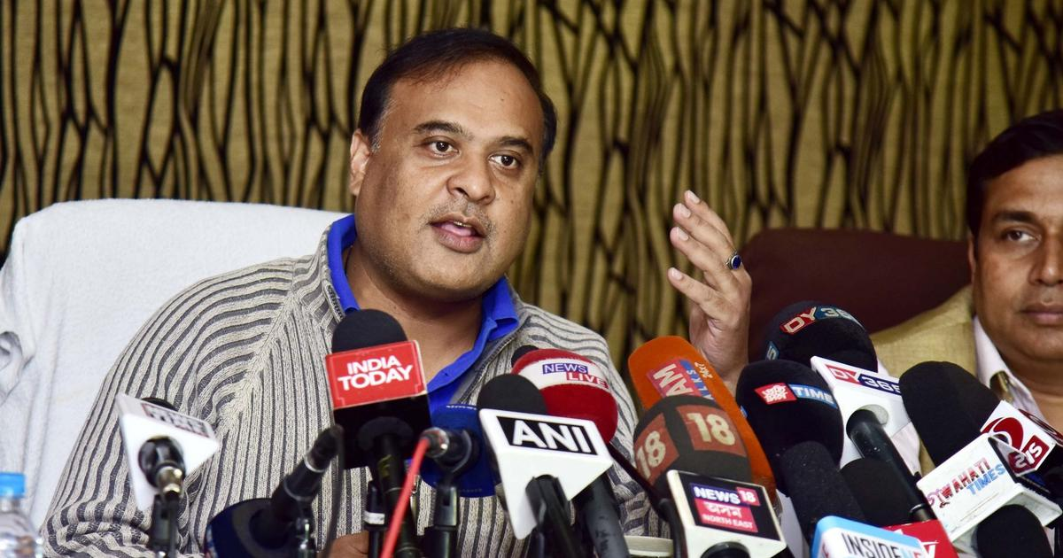 Assam NRC: 'Bangladesh has to be convinced to take back its citizens,' says Himanta Biswa Sarma