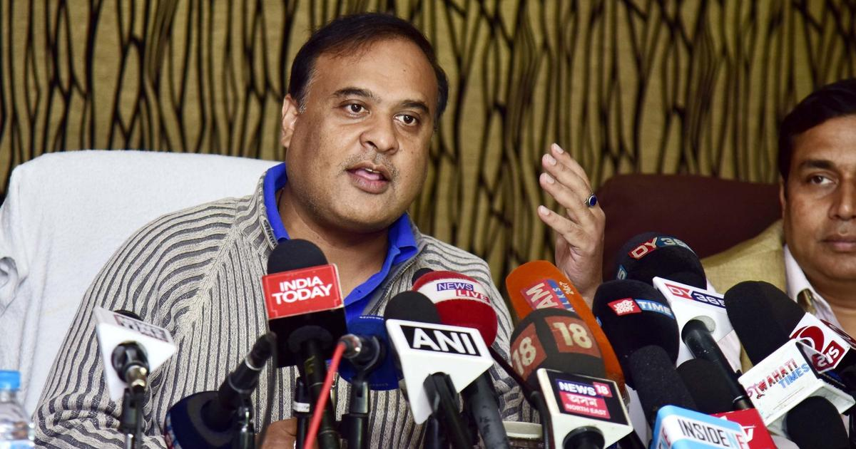 Assam issues advisory against travel to Mizoram, to search vehicles coming from state