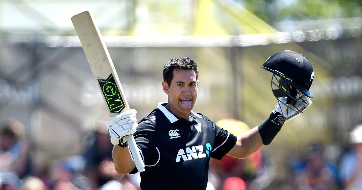 Data Check: Ross Taylor's incredible form for New Zealand makes him the prized wicket for India