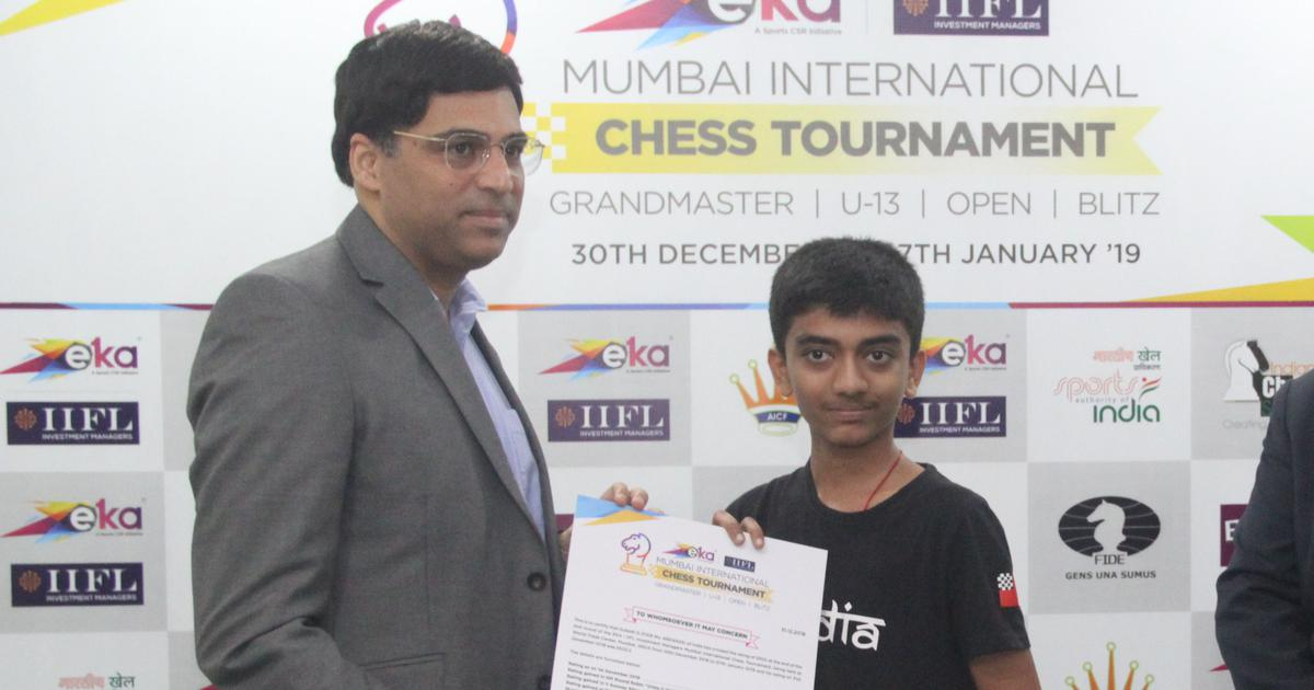 Meet D Gukesh, the 12-year-old chess prodigy who is now India's youngest Grandmaster