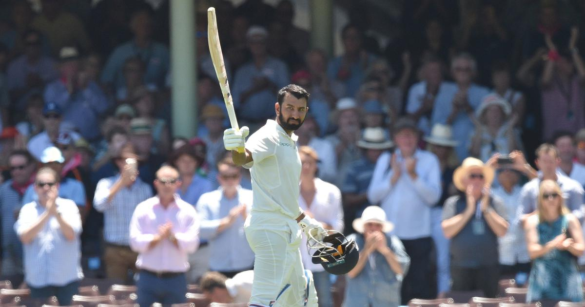 While Australia were obsessed with Virat Kohli, Cheteshwar Pujara made the summer Down Under his own