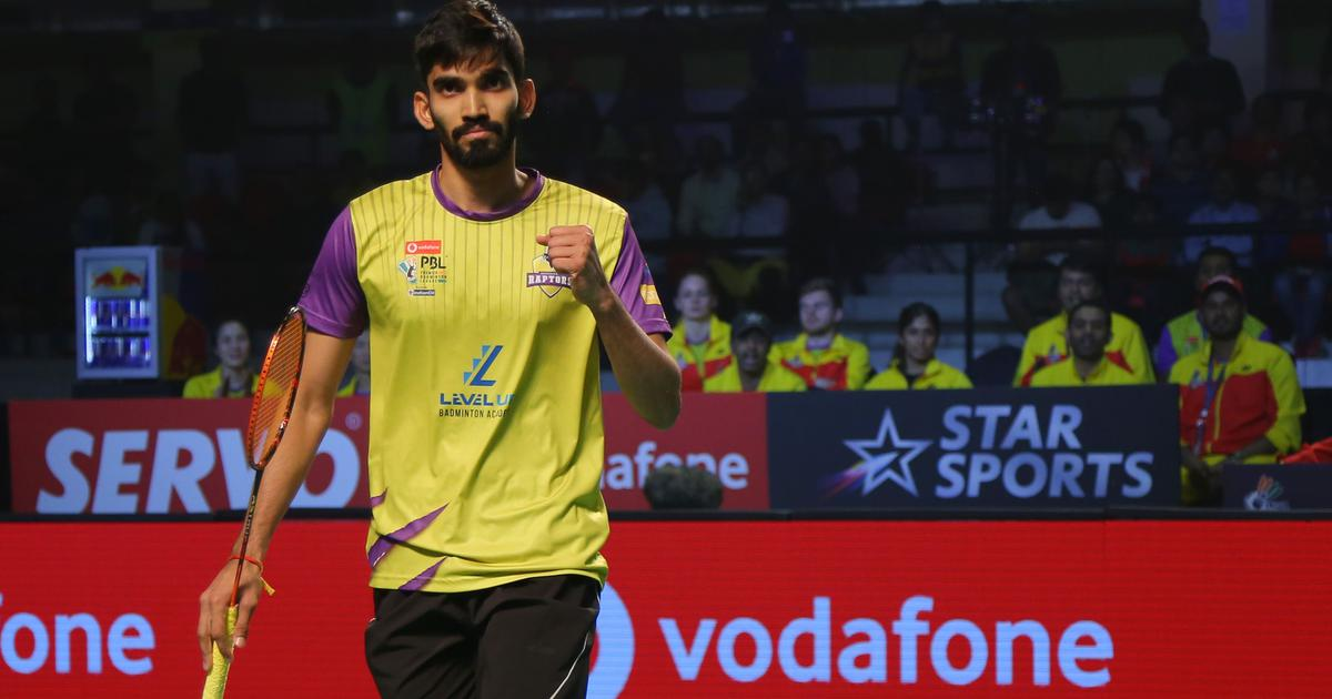 Badminton: Former world No 1 Kidambi Srikanth signs Rs 35 crore-deal with Li Ning