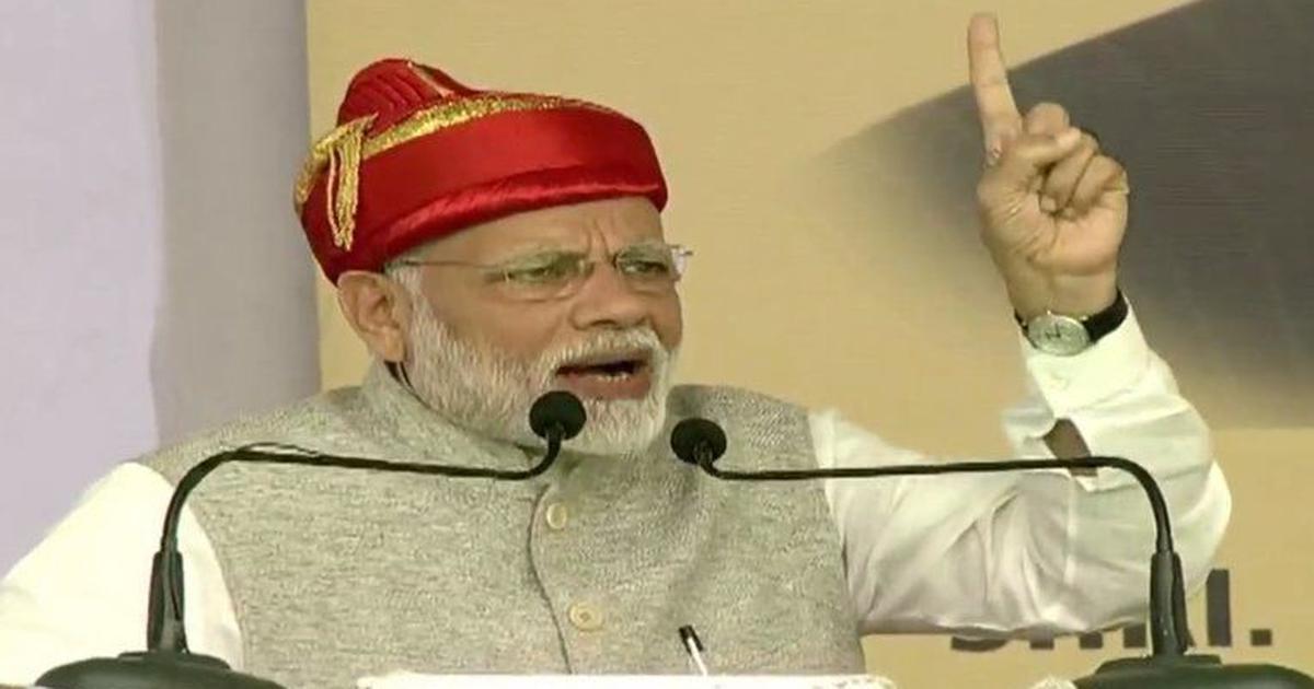नरेंद्र मोदी को 'आज का शिवाजी' बताने वाली किताब पर विवाद, शिवसेना का भाजपा पर निशाना