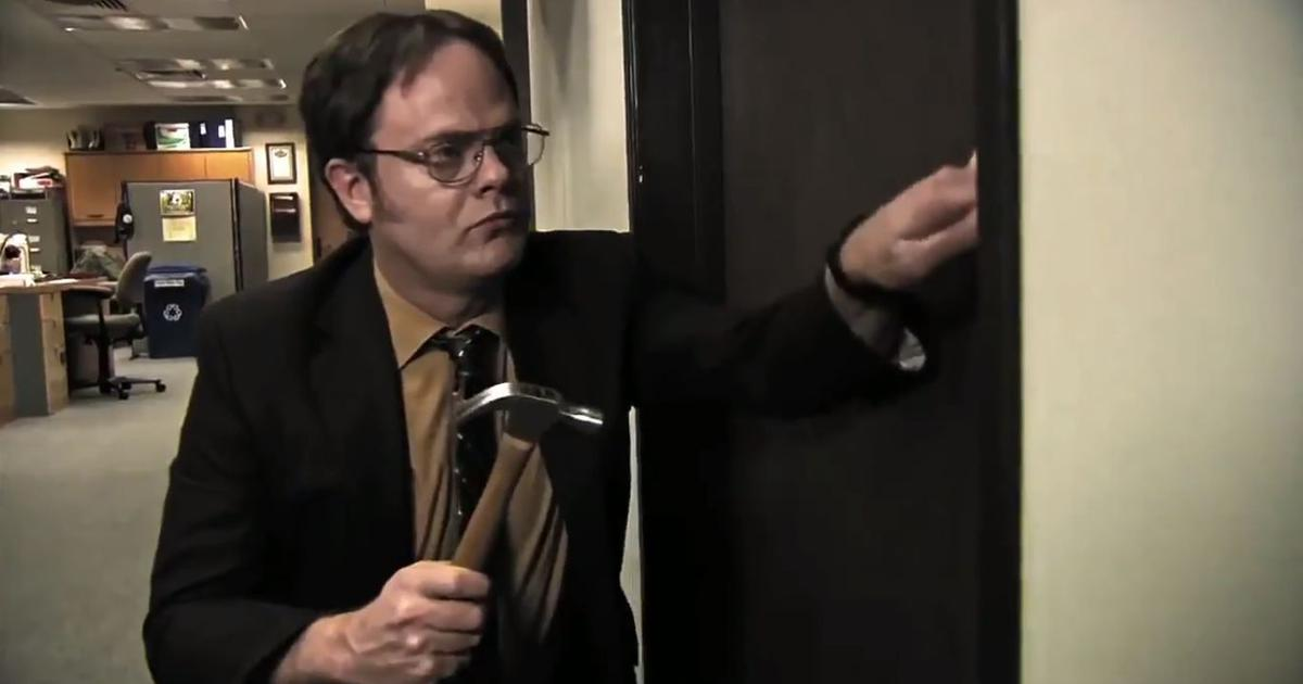 Watch: A new version of the fire drill scene from 'The Office' is frightening rather than funny
