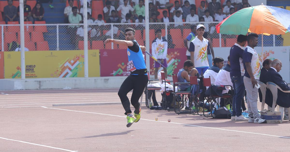 Khelo India Round-up: Kunwer wins javelin gold with 75.4m throw, Maharashtra dominate gymnastics