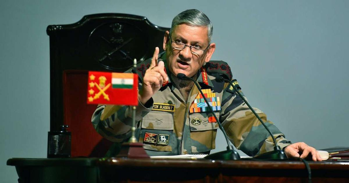 The big news: General Bipin Rawat warns Pakistan against misadventures, and nine other top stories