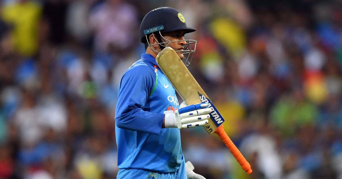 Dhoni showed he can still play Test cricket: Twitter divided over slow 51 as India lose to Australia