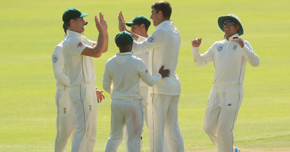Pakistan fight back but South Africa have upper hand in 3rd Test with 212-run lead