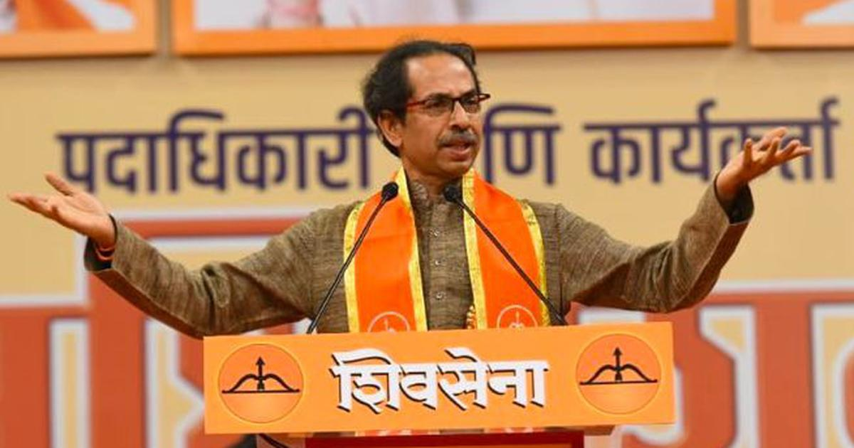 BJP's Ram temple promise is a 'jumla', says Shiv Sena chief Uddhav Thackeray