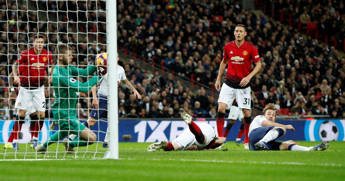 David De Gea masterclass helps Man United beat Tottenham to maintain Solskjaer's perfect start