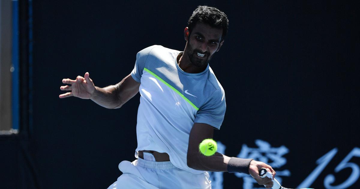Indian tennis wrap: Prajnesh qualifies for Miami Open main draw; Raina, Paes suffer losses