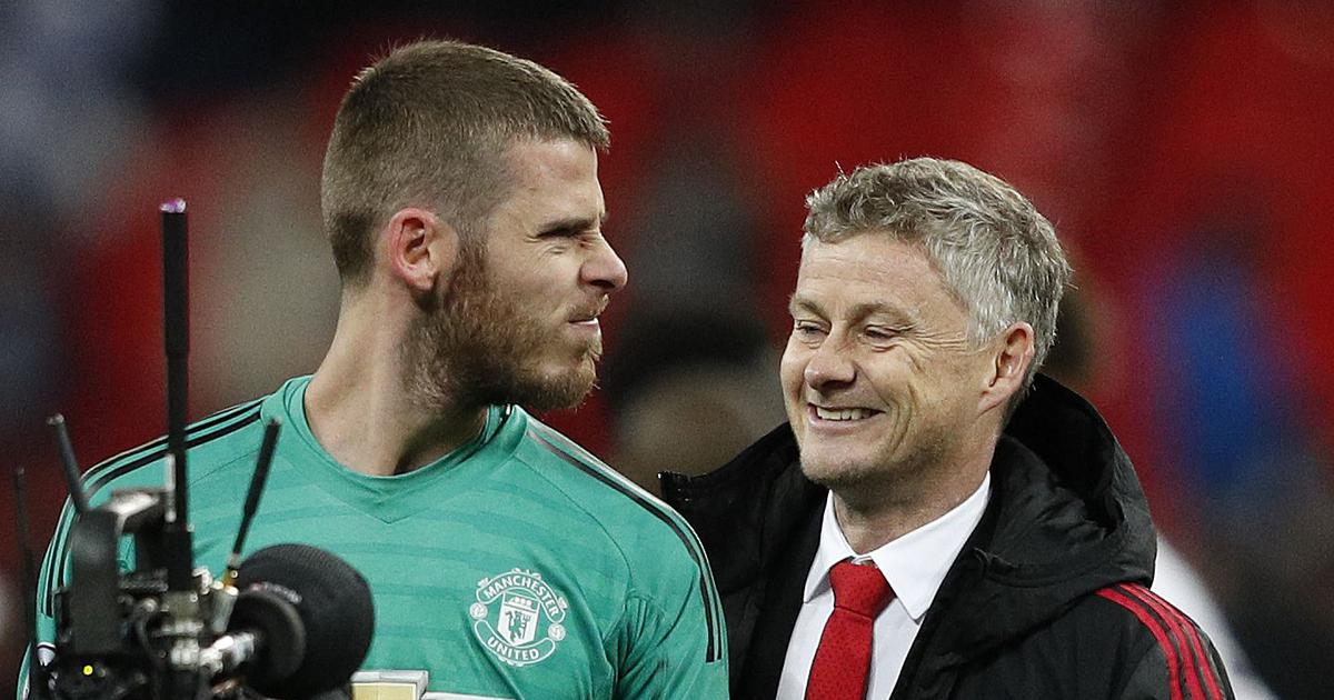 This is the real Manchester United: David De Gea says Ole Gunnar Solskjaer has restored happiness