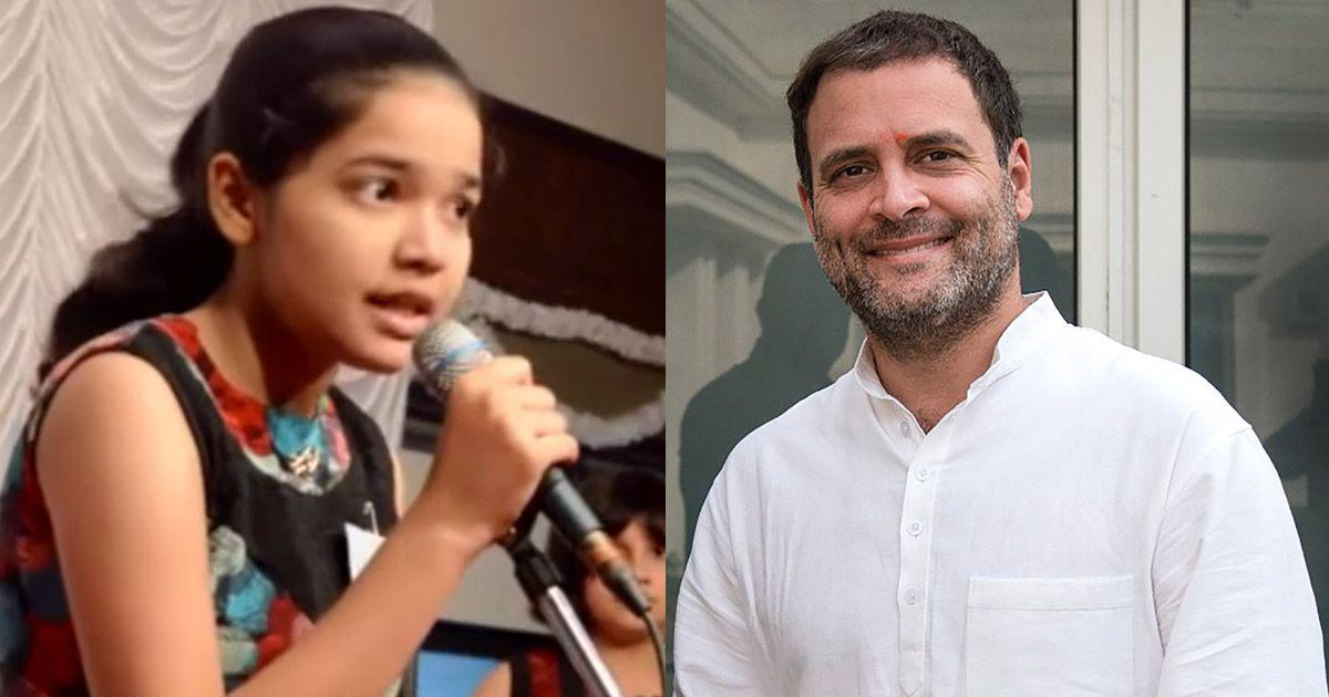 Fact check: Was Rahul Gandhi really stumped by a teenage girl's query in Dubai as viral post claims?