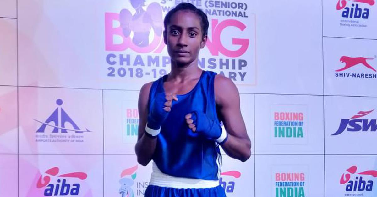 Tamil Nadu's Kalaivani is emerging as the surprise package in Indian women's boxing