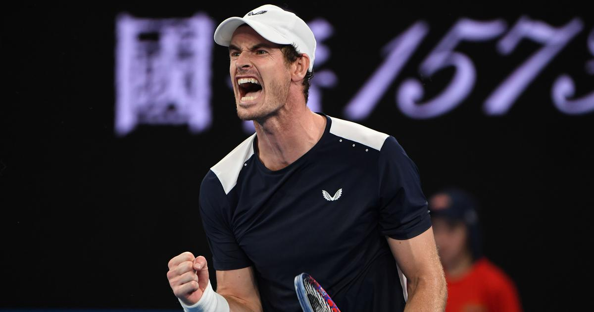 China Open: Andy Murray reaches quarter-finals with tough win against Cameron Norrie