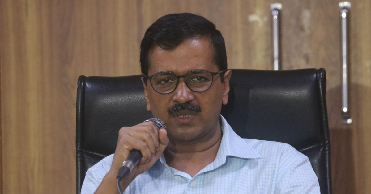 Delhi polls: Kejriwal files nomination after six-hour wait, AAP accuses BJP of impeding process