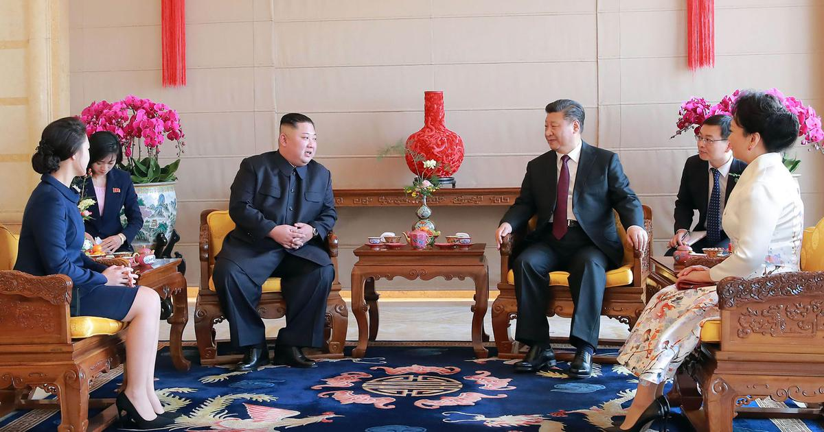 As China-US rivalry grows, it's advantage North Korea – and bad news for denuclearisation