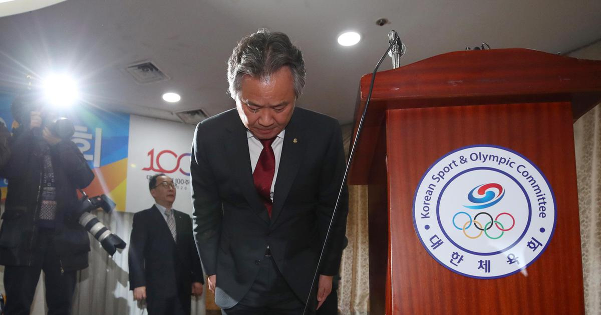 South Korea sports chief apologises after several athletes accuse coaches of sexual assault
