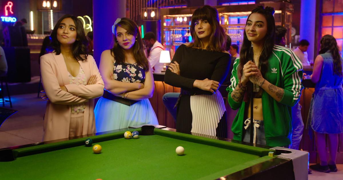 Interview: Anu Menon on directing Amazon Prime Video's new web series 'Four More Shots Please!'