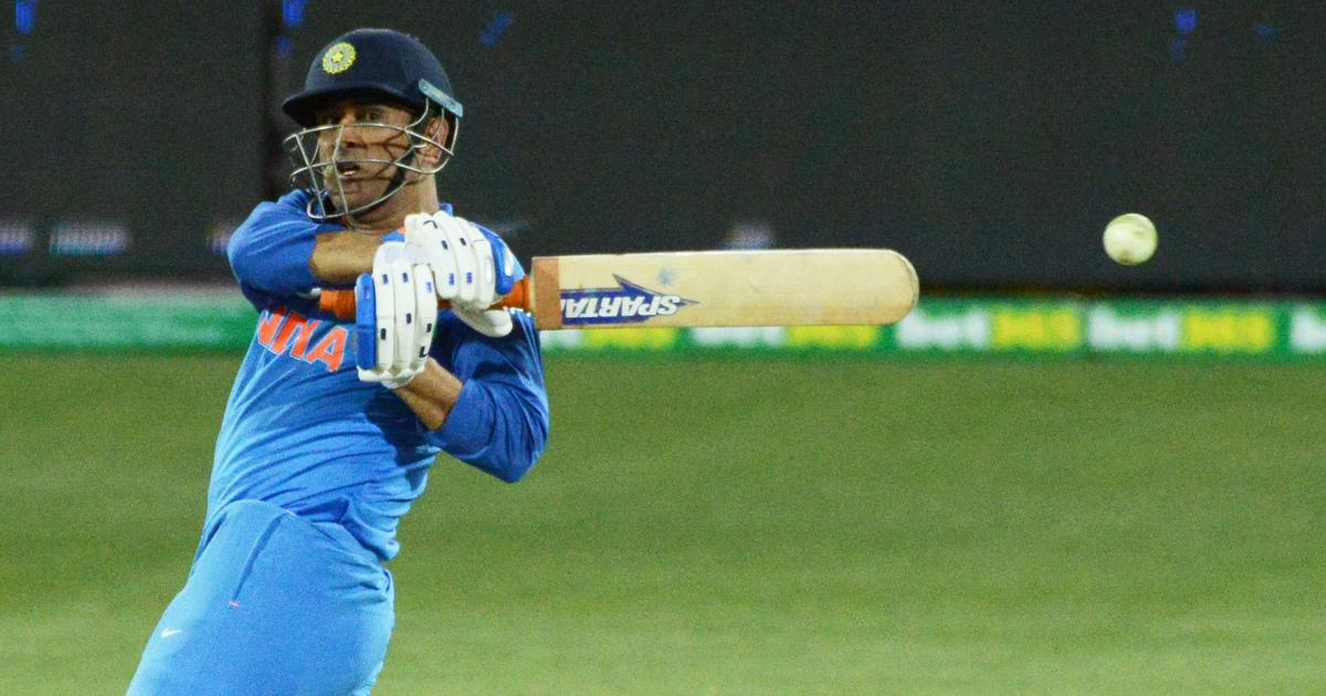 Kohli sets it up, Dhoni finishes it: Twitter celebrates two champions as India win second ODI