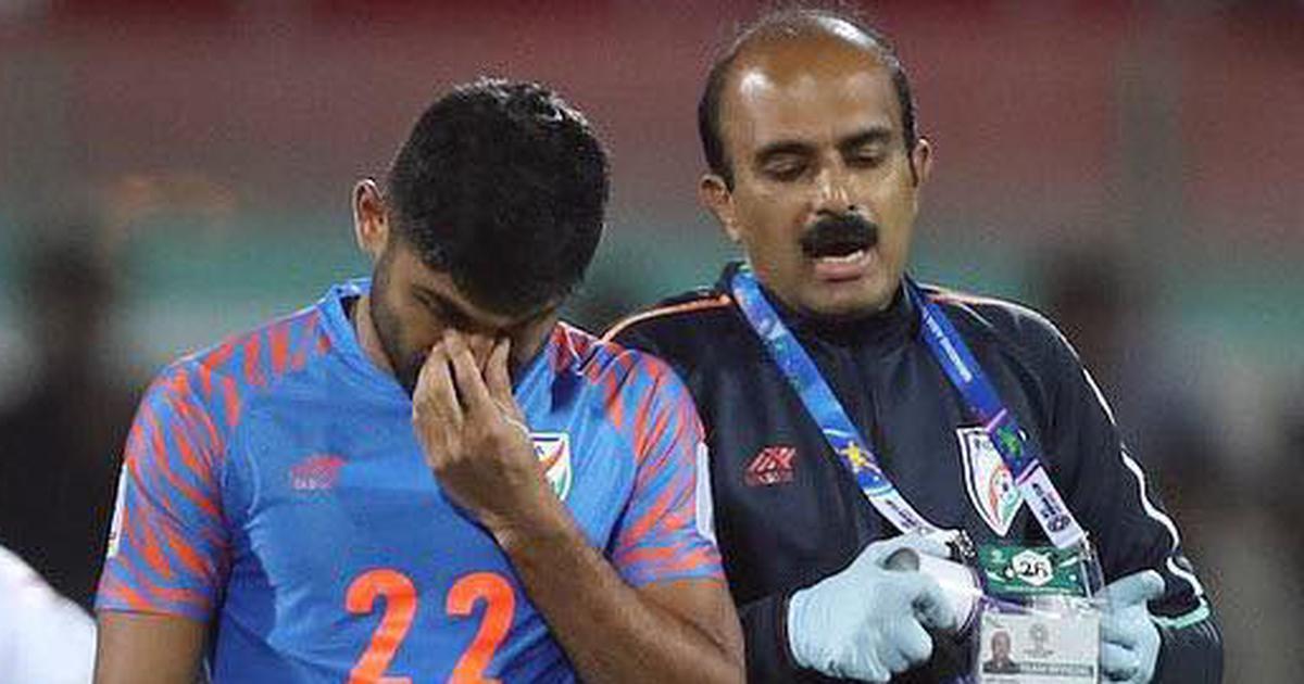 India defender Anas Edathodika announces retirement from international football