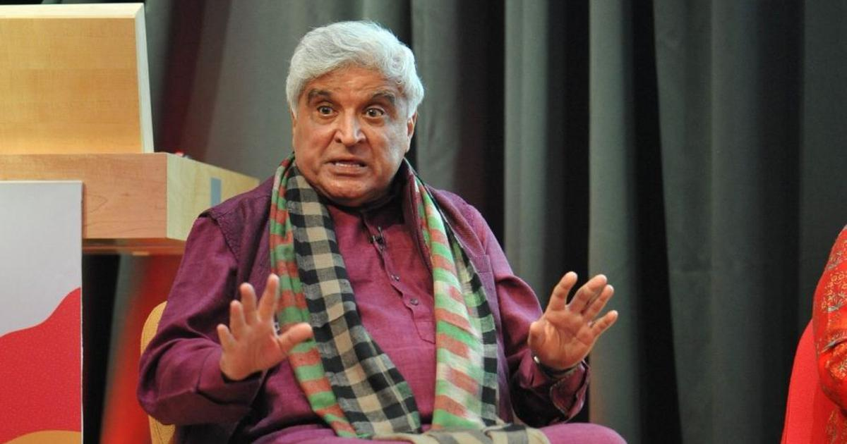 'PM Narendra Modi': Lyricist Javed Akhtar denies writing songs for the film