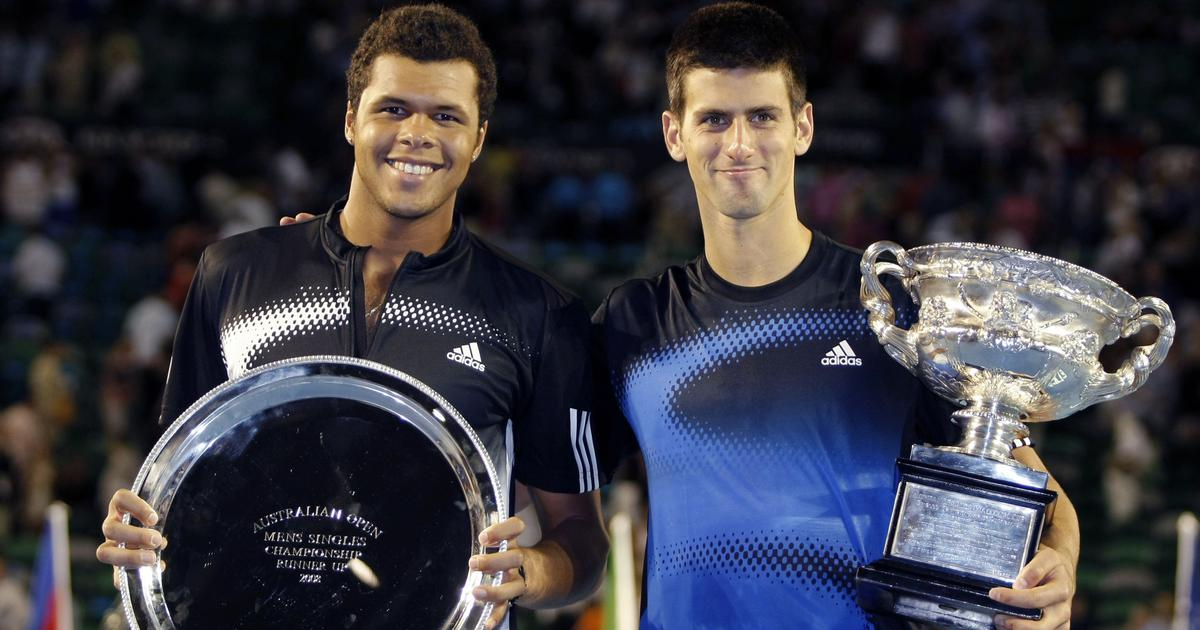 I'm back in 2008: 11 years after their Australian Open final ...