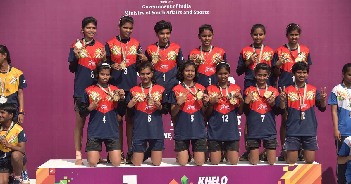Khelo India roundup: Maharashtra continues to top medals table after kho-kho clean sweep