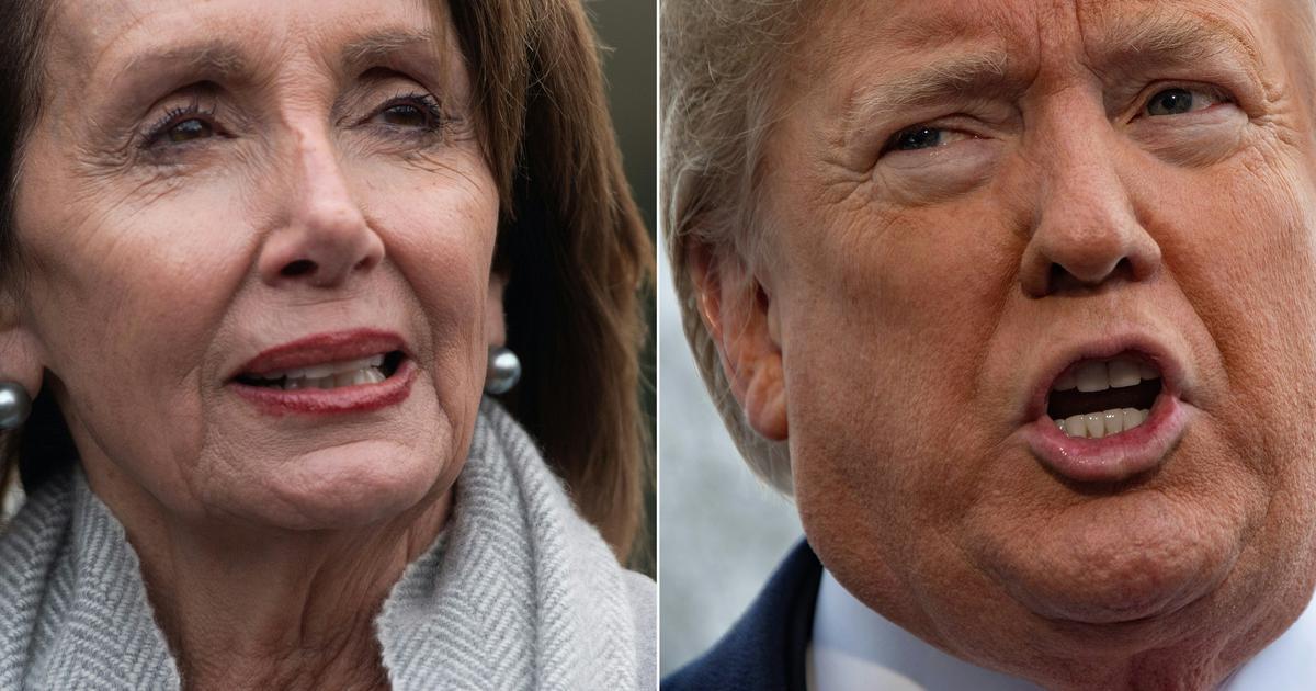 US: Donald Trump postpones Speaker Nancy Pelosi's trip to Afghanistan citing government shutdown